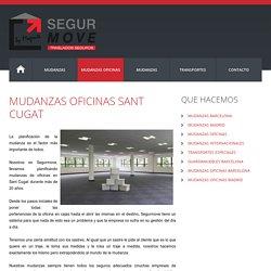 MUDANZAS OFICINAS SANT CUGAT
