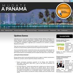 Múdate a Panamá