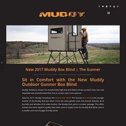 New 2017 Muddy Box Blind