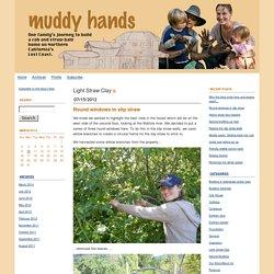 Muddy Hands: Light Straw Clay