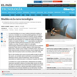 Muebles en la cueva tecnológica · ELPAÍS.com
