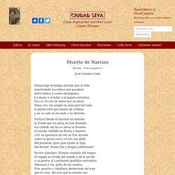 Muerte de Narciso - José Lezama Lima