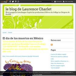 El dia de los muertos en México - le blog de Laurence Charlet