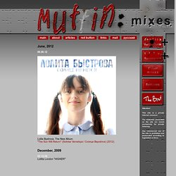 Muffin: Mixes