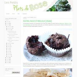 Muffins, faciles et moelleux [vegan]