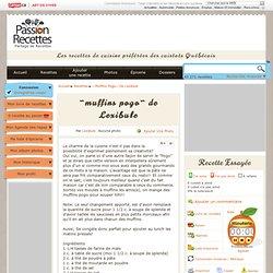 ~Muffins Pogo~ de Lexibule35