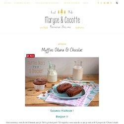 Muffins Okara & Chocolat