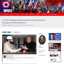 Le CCIF et Marwan Muhammad sont-ils des antennes françaises de l'Etat islamique ?