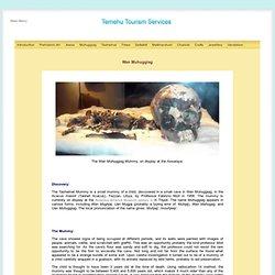 Wan Muhuggiag (Muhjaij) Mummy, Tashwinat, Libya