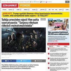 """Tutkija arvostelee rajusti Ylen uutta suursatsausta: """"Sarjassa rikotaan räikeästi muinaismuistolakia"""" - Viihde"""