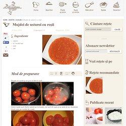 Mujdei de usturoi cu roşii - reţetă culinară