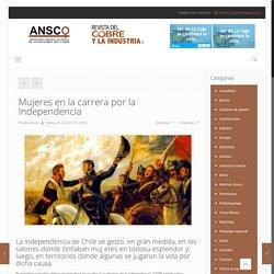 Mujeres en la carrera por la Independencia – Revista Ansco
