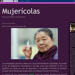 Mujerícolas: Helen Lee: Premio al Inventor Europeo 2016