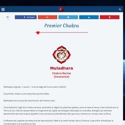 Muladhara : Premier Chakra
