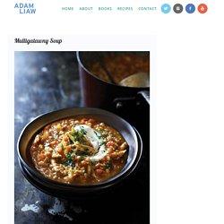 Mulligatawny Soup - adamliaw.com