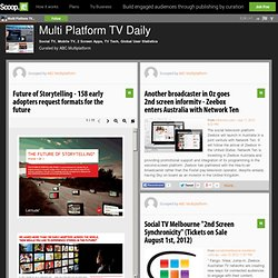 Multi Platform TV Daily