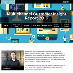 Multichannel Customer Insight Report 2016