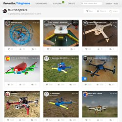 Multicopters collection
