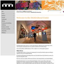 SUEDE - Multicultural centre - Mångkulturellt centrum