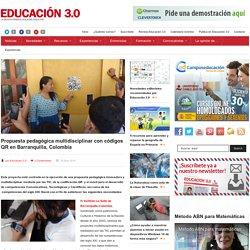 Propuesta pedagógica multidisciplinar con códigos QR en Barranquilla, Colombia