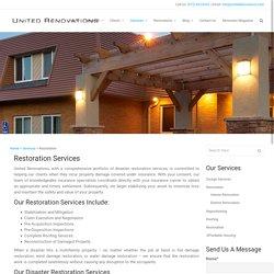 Multifamily Damaged Property Restoration Services TX