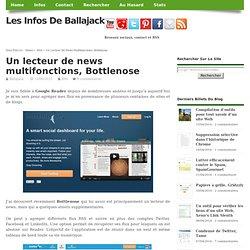 Un lecteur de news multifonctions, Bottlenose