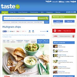 Multigrain Chips Recipe