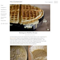 Multigrain Waffles Recipe
