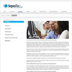 SeproTec Multilingual Solutions - Formación en traducción e interpretación