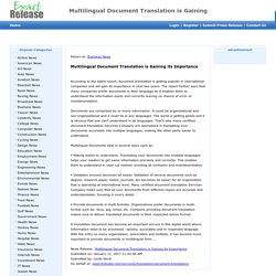 Why to Outsource Certified Document Translation in Italy?