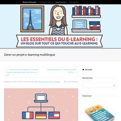 Gérer un projet e-learning multilingue - Articulate