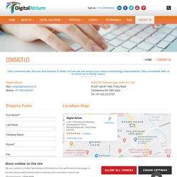 Get your business online - Digital Atrium
