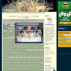 HARM'Annie [blogs.fr Le blog multimédia 100% facile et gratuit]