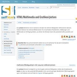 HTML/Multimedia und Grafiken/picture – SELFHTML-Wiki