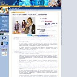Máster de diseño multimédia y web