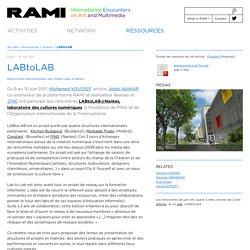 LABtoLAB@Nantes/JUIN 2011-RAMI