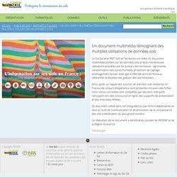 Gis Sol » Un document multimédia témoignant des multiples utilisations de données sols