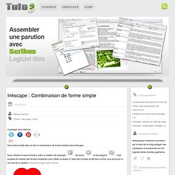 Inkscape » Tutoriaux Crea-MultimediaTutoriaux Crea-Multimedia
