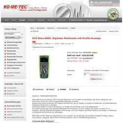 EVO Elma 6800, Digitales Multimeter mit Grafik-Anzeige (Messgeräte)