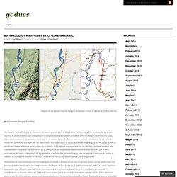"Multimodalidad y nuevo puente en ""La Glorieta Nacional"" « godues"