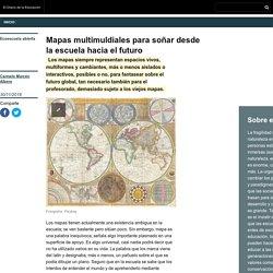 Mapas multimuldiales para soñar desde la escuela hacia el futuro - Ecoescuela » Ecoescuela