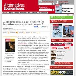 Multinationales : à qui profitent les investissements directs étrangers ?