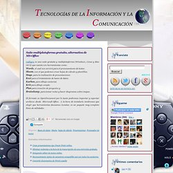 Calligra: Suite multiplataforma gratuita, alternativa de MS-Office