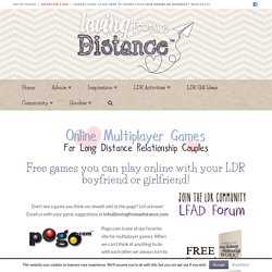 Long Distance Relationships - 100+ FUN activities for LDR Couples
