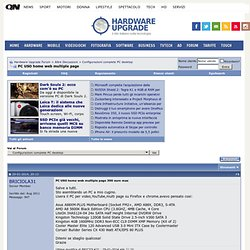 PC USO home web multiple page