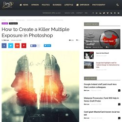 How to Create a Killer Multiple Exposure in Photoshop - Pigs Fly Newspaper
