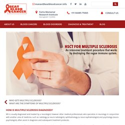 How is Multiple Sclerosis Diagnosed