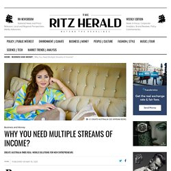 CREATE AUSTRALIA FINDS REAL-WORLD SOLUTIONS FOR NEW ENTREPRENEURS - The Ritz Herald
