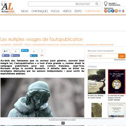 Les multiples visages de l'autopublication