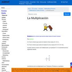 La Multiplicación